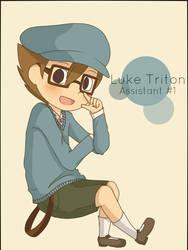 Luke Triton: Assistant #1 by ChibiArmin