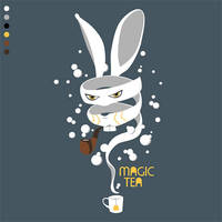 Magic Tea by denzoo