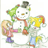 Christmas 2010: T x C x C by Shapoodle4u