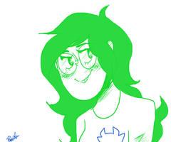it's jade harley woah by Shapoodle4u