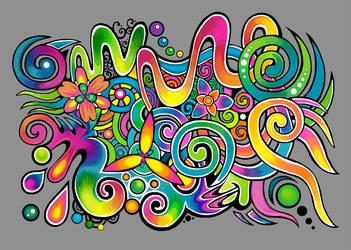 Colour Pattern by Zyari