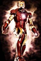 Iron Man by garnettrules21