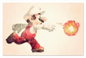 Pyro Plumber by garnettrules21