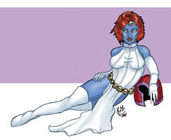 Mystique Practice by royalcarrot