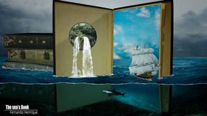 The Sea's Book by shinoaburame23