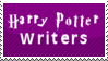 Harry Potter Writers Stamp by cjqueen76