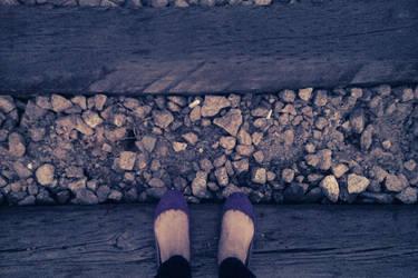 Ugly feet by yuk-A-rin