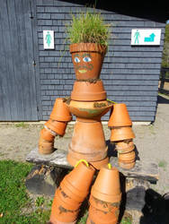 The Pot Man by AllyCat1994