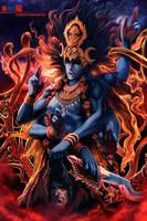 The Goddess Kali by Clearmirror-StillH2O