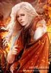 Daenerys Targaryen by Clearmirror-StillH2O