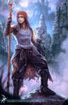 Mechanic Warrior Adult version by Clearmirror-StillH2O