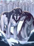 Feral Werewolves by Clearmirror-StillH2O