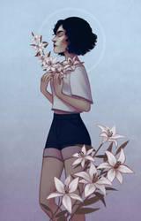 lily by inorheona
