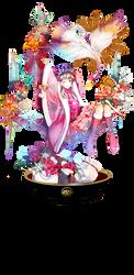 [Render #157 ] anime girl by Yukina-Yuk