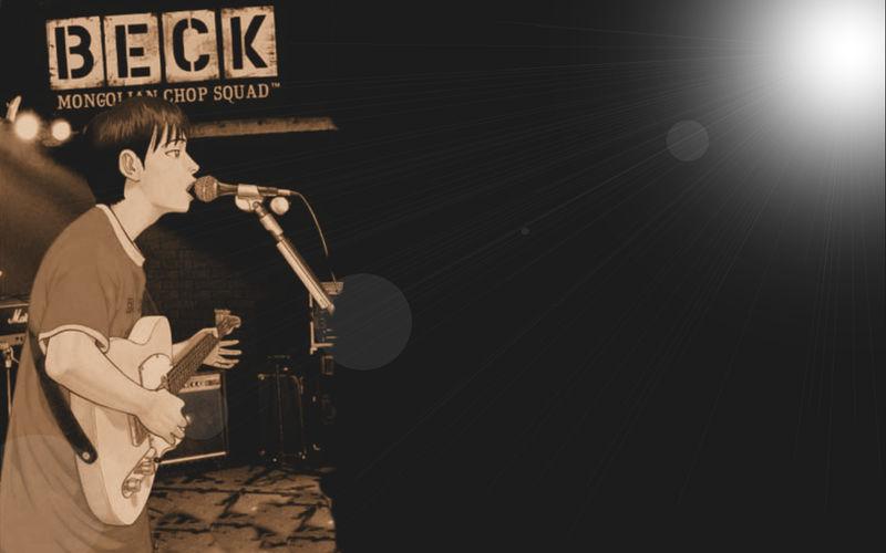 Beck Wallpaper By Mizuink