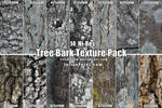 Hi-Res Tree Bark Texture Pack by Lilshadow