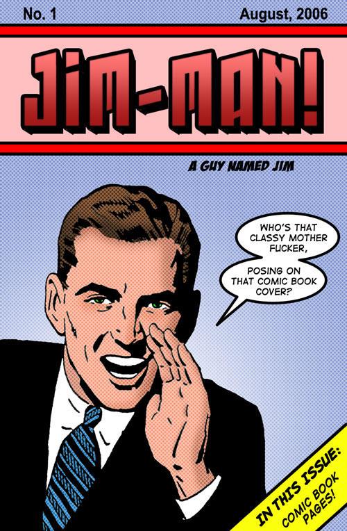 Jim-Man by Melancton