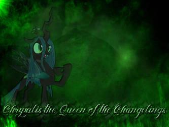 Chrysalis the Queen of the Changelings by DirtPoorRiceKing