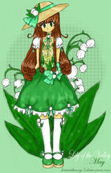 :Lily of the Valley: by kawaiibunny3