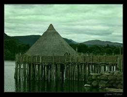Celtic Roundhouse by Navanna