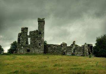 Ancient Ruins by Navanna