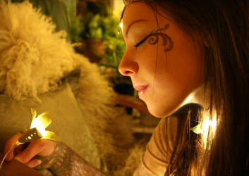 Fairy Lights by Navanna