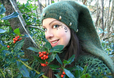 Holly and the Ivy by Navanna