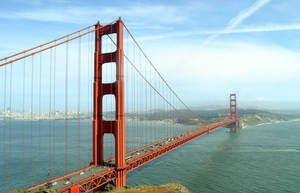 The Golden Gate by ssaling16
