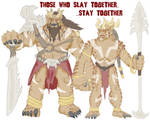 Those Who Slay Together, Stay Together by Loganius
