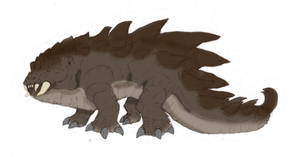 Crocboar-Will be renamed by Loganius