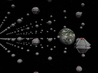 3D Animation Minefield by Loganius