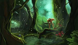 Exploring by Raiden-chino