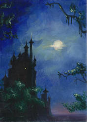 Dark and Stormy Night by IngridKVHardy