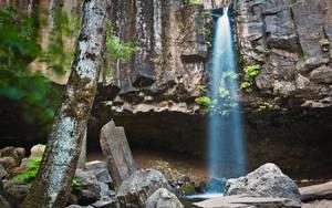Hedge Creek Falls by nathanspotts