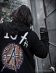 Avangers Anarchy by kathrinholzreiter