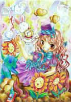 Mad Hatter by kusunokiEithou