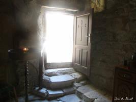 Eine Tuer zum Frieden - A door for the peace. by HeidiK1