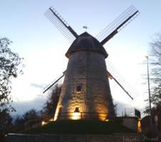 The mill by HeidiK1