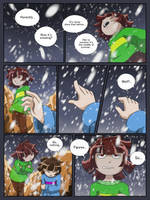 Snowfall (Part 2) page 1 by taggen96