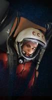 U.A.Gagarin by FotoN-3