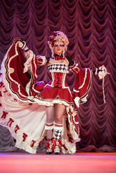 La cioccolata Arlecchina (stage) by Knyazhe