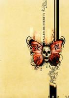 Fallen Butterfly Design Ad1 by xSlippyx