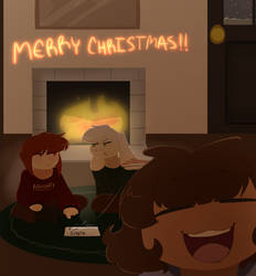 Murr chrisma by Channydraws