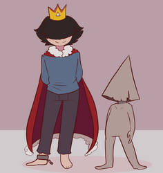 King of the Nomes by Channydraws