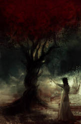 The red tree by eilidh
