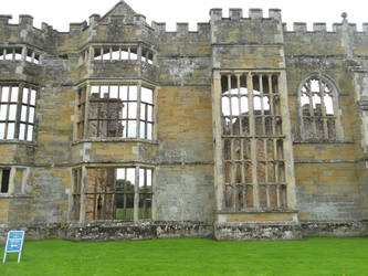 Cowdray House Ruins 3 by VIRGOLINEDANCER1