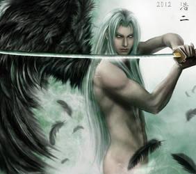 General Sephiroth by K-Koji