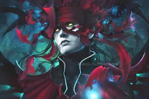 FF7 Vincent Valentine: Chaos by K-Koji