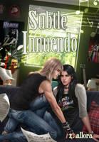 Subtle Innuendo (Book Cover) by K-Koji
