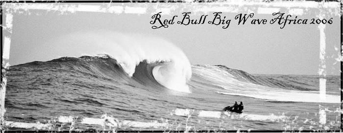 Red Bull Big wave africa by Digital-Monkey